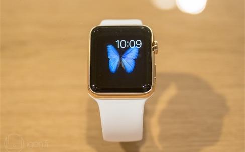 Apple Watch : de l'informatique prête à porter