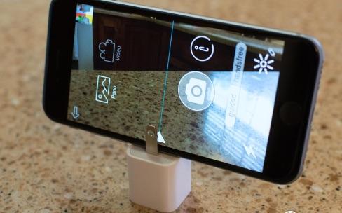 Cycloramic 6 fait tourner gratuitement l'iPhone6 (pas plus)