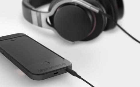 Amp : la coque qui améliore le son de l'iPhone