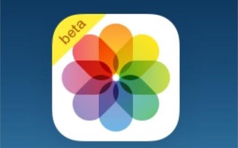 iCloud Photos ouvre en attendant iOS 8.1