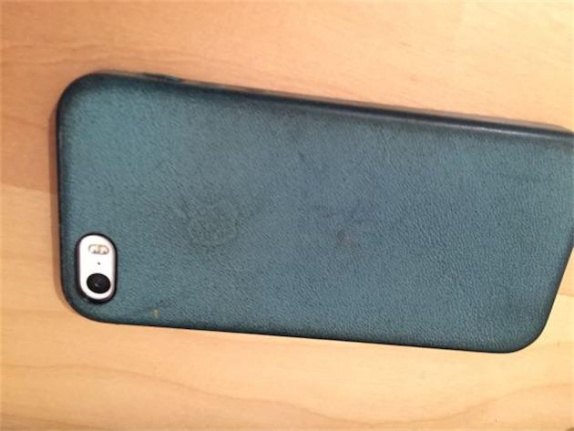 coque iphone 7 brune