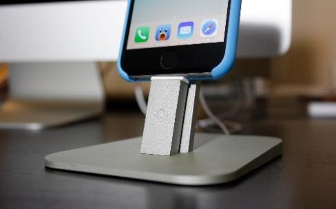 Test du support HiRise pour iPhone et iPad mini
