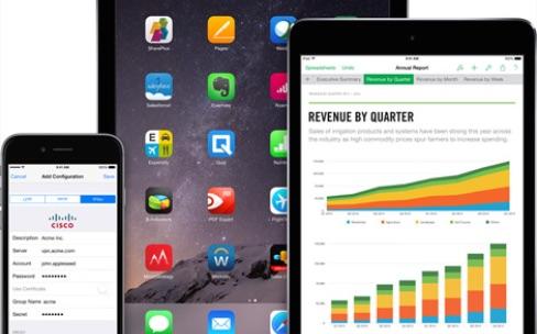 Le service d'Apple de déploiement d'appareils iOS sort en Europe