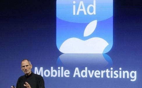 iAd : Apple vend ses encarts publicitaires aux enchères