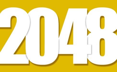 2048 en widget : pas une bonne idée