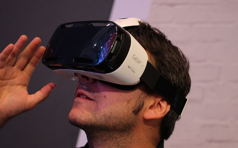 Le casque Samsung Gear VR Innovator Edition en vente aux USA