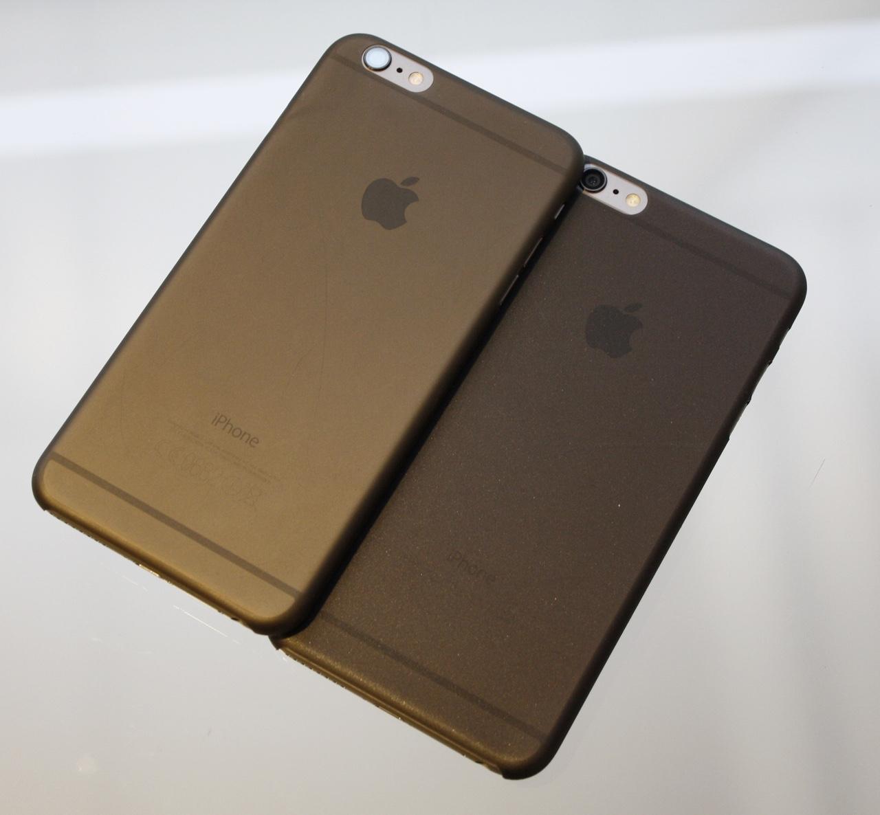 Comparatif : Peel et Doupi, deux coques extra-fines pour iPhone 6 Plus ...