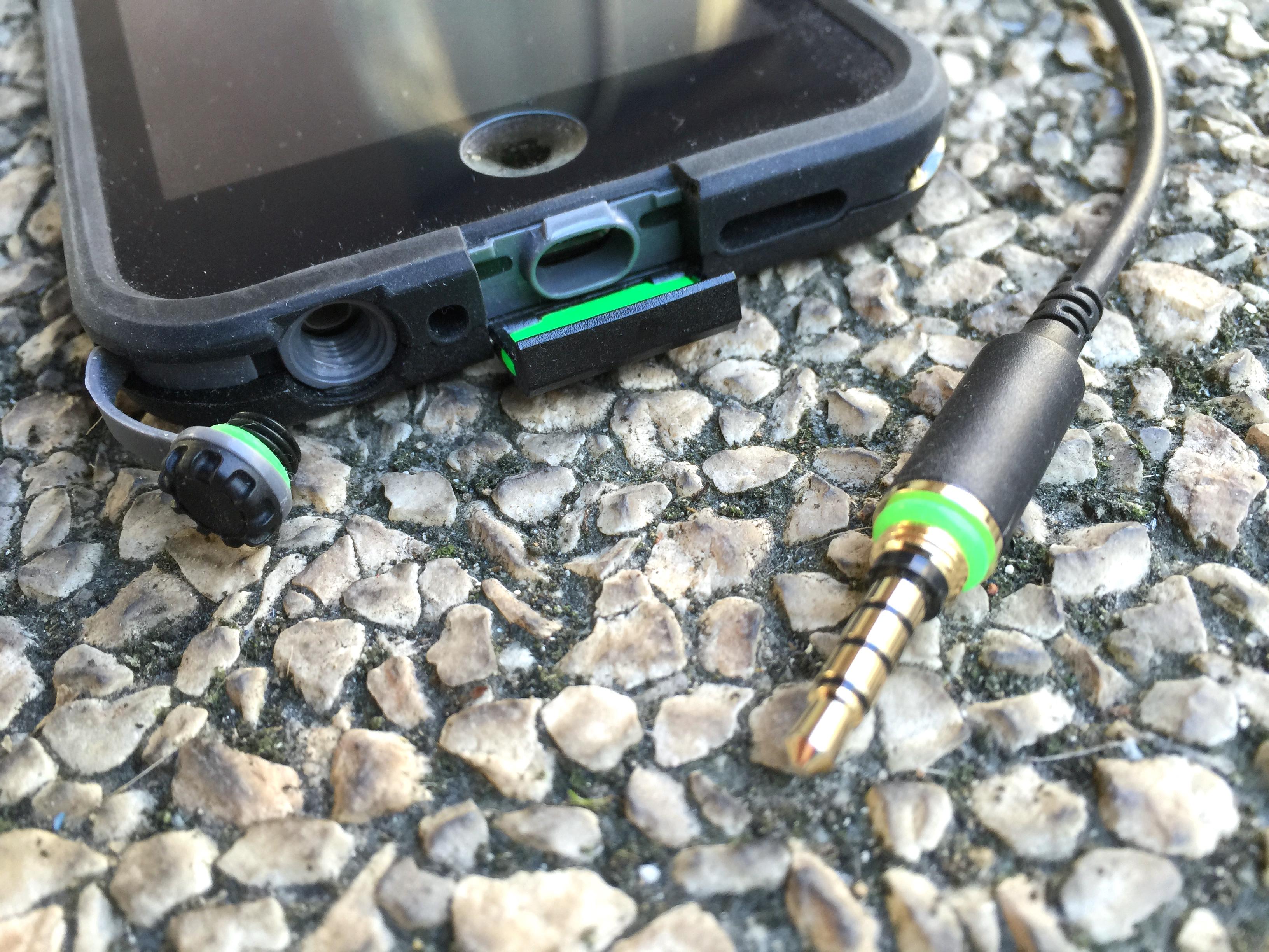 tests  test de la coque tout terrain lifeproof fre pour iphone