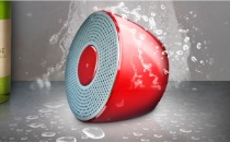 Test de l'enceinte Novodio Shower Bluetooth Speaker