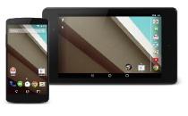 Aperçu en images d'Android L