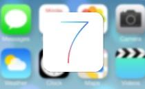 iOS 7 utilisé sur 90% des iPhone, iPad et iPod touch