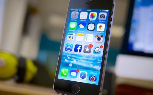L'iPhone 5s est toujours le smartphone le plus populaire