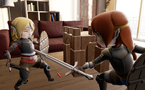 Unreal Engine adepte du Metal