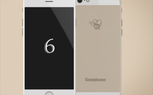 Goophone i6, ou l'iPhone 6 avant l'iPhone 6