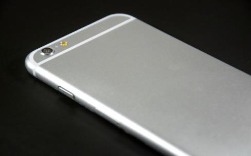 Une maquette d'iPhone 6, en main, c'est comment ?