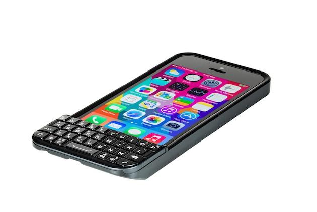 Le clavier Typo pour iPhone 6.