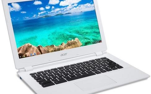 Chromebook : Acer lance un modèle sous Tegra K1