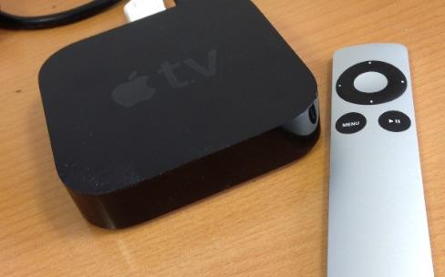 Apple offre une carte iTunes de 25€ pour l'achat d'un AppleTV