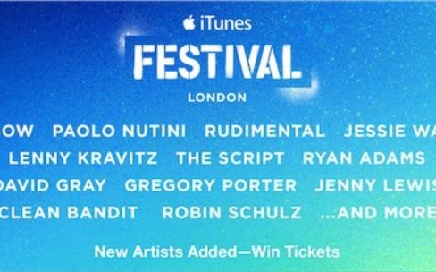 Apple remplit le festival iTunes de la rentrée