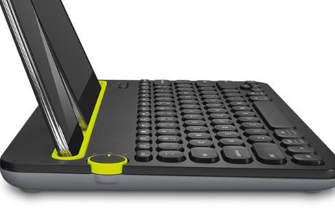 Un clavier Logitech pour smartphone, tablette et ordinateur