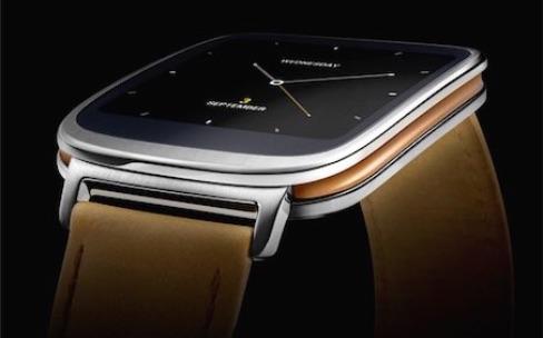 Asus dévoile une montre Android Wear à 199€