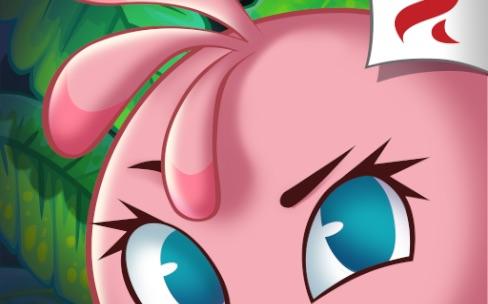 Angry Birds Stella : un oiseau rose, des cochons verts et des achats in-app