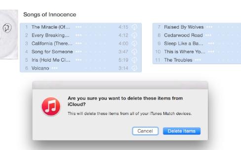 Apple met en ligne un outil pour supprimer l'album de U2