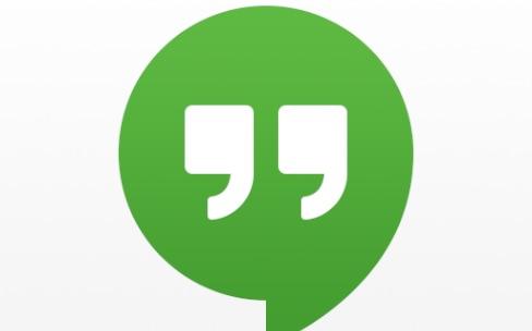 Google Hangouts concurrence directement Skype et FaceTime