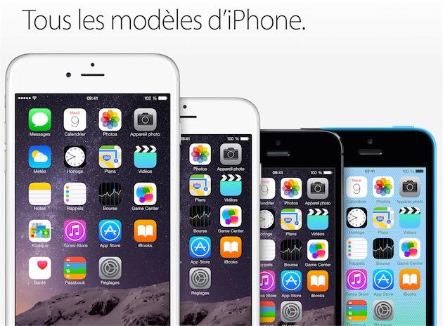 choix iphone 6 ou iphone 6 plus