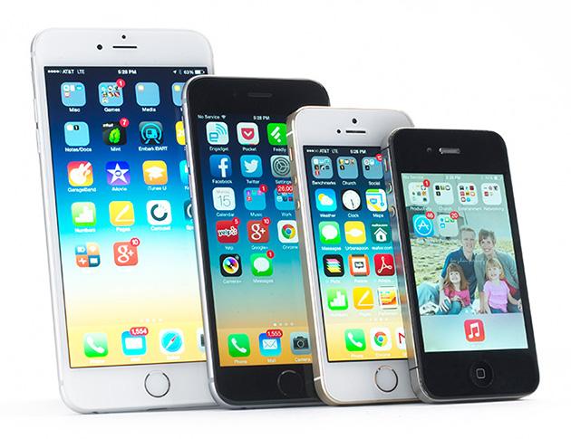 L'iphone 6 Plus Est Plus Grand