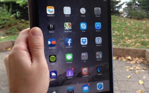 iOS 8 sur iPhone 4s, iPad 2 et iPad mini, ça donne quoi ?