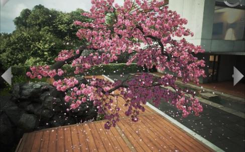 La démo technique Epic Zen Garden dispo dans l'App Store