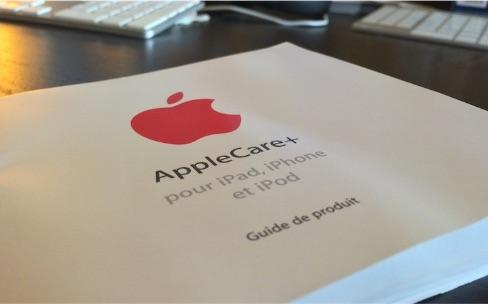 iPhone6: pensez aux contrats AppleCare+ à la commande
