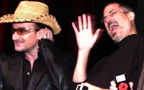iTunes : une feuille de calcul Excel pour Bono