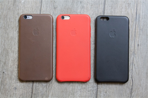 coque cuir noir iphone 6 apple