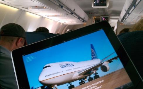 Le «mode avion» plus nécessaire dans les avions européens