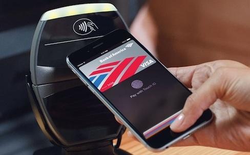 Europe : Apple débauche chez Visa pour Apple Pay