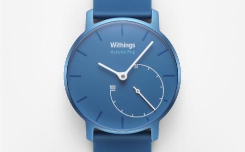 activit pop la nouvelle montre connect e pas ch re de withings igeneration. Black Bedroom Furniture Sets. Home Design Ideas