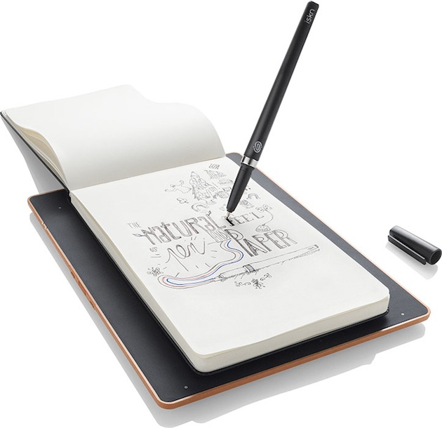 isketchnote l 39 ardoise magn tique pour dessiner sur son ipad igeneration. Black Bedroom Furniture Sets. Home Design Ideas
