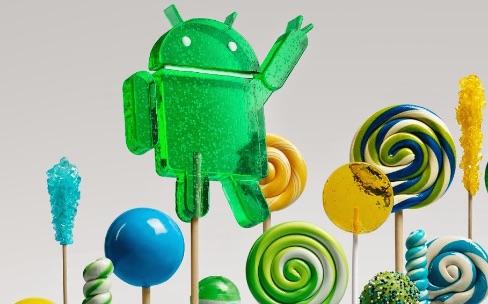 Lollipop déballé par moins de 0,1% des utilisateurs Android