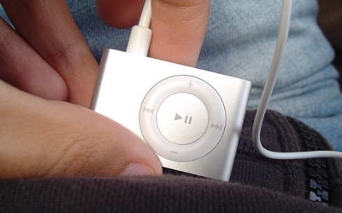 L'iPod Shuffle en rupture de stocks