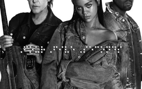 Rihanna, Paul McCartney et Kanye West en exclu sur iTunes