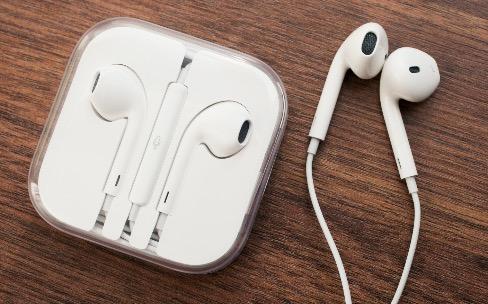Apple derrière la marque AirPods, désignant de futurs écouteurs sans fil ?