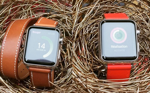 L'Apple Watch Hermès est disponible