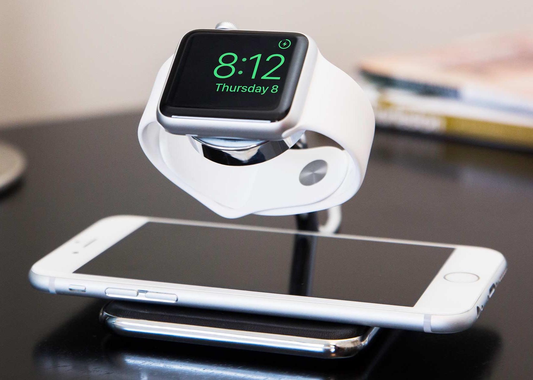 forte un nouveau support apple watch chez twelve south igeneration. Black Bedroom Furniture Sets. Home Design Ideas