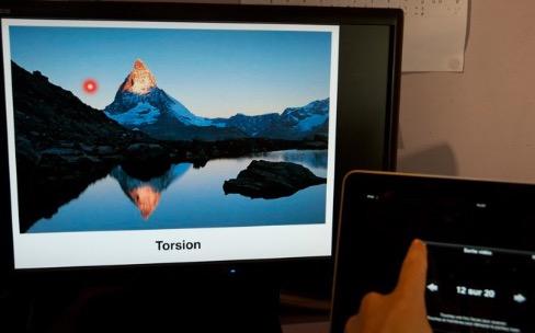 Le Split Screen d'iOS9 améliore les présentations avec un iPad