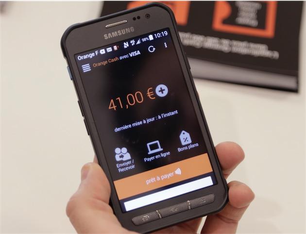 Orange Cash fonctionne déjà sur les appareils Android.