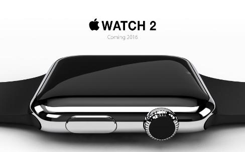Concept : une Apple Watch 2 affinée avec caméra FaceTime