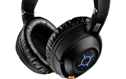 Promos : le casque Bluetooth MM-550 X de Sennheiser à 185 €