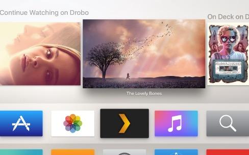 Plex est arrivé sur l'Apple TV